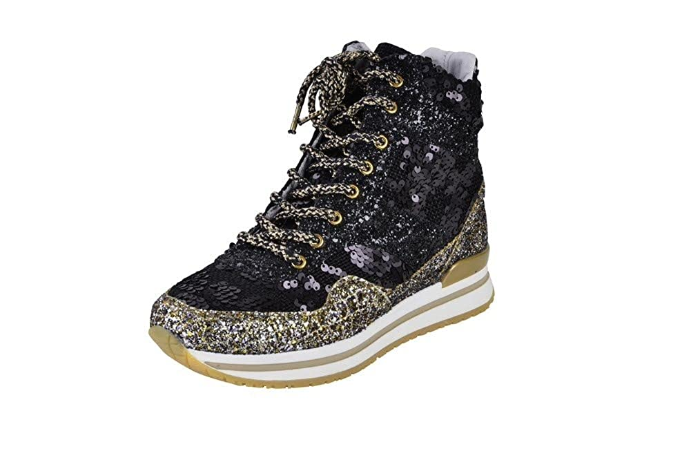 2Star Gold Chaussures 2Star Blanc,Or Femme Noir Blanc,Or Perlé Gold Sneaker 35 - f35f492 - automaticcouplings.space