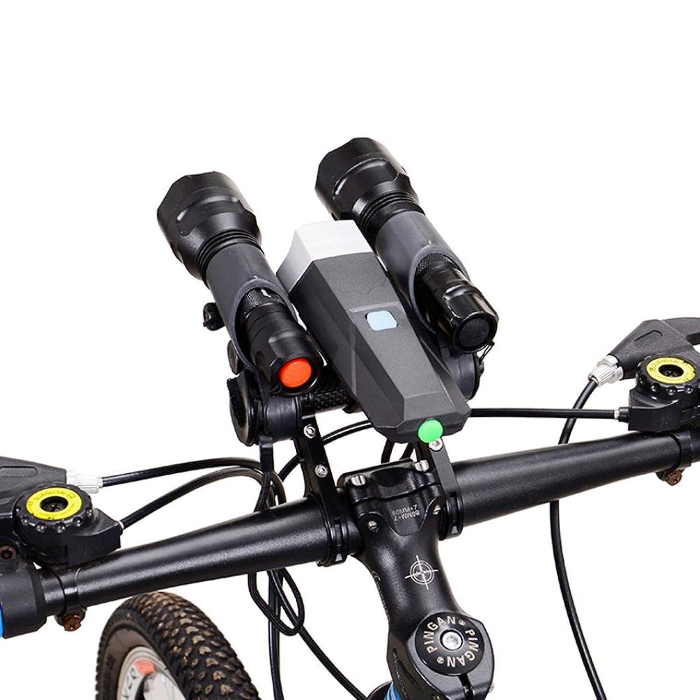 Alonea Bike Flashlight Holder Handle Bar Bicycle