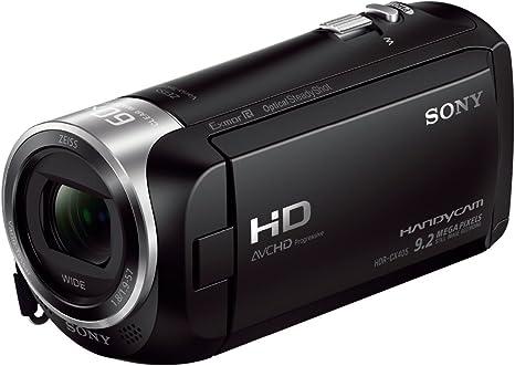 Sony Handycam HDR-CX405 - Videocámara de 9.2 MP (Pantalla de 2.7