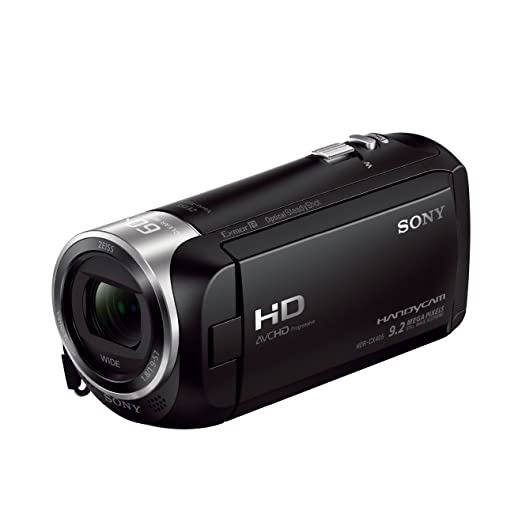 107 opinioni per Sony HDR-CX405 Videocamera Handycam, Sensore CMOS Exmor R, 3.1 mm