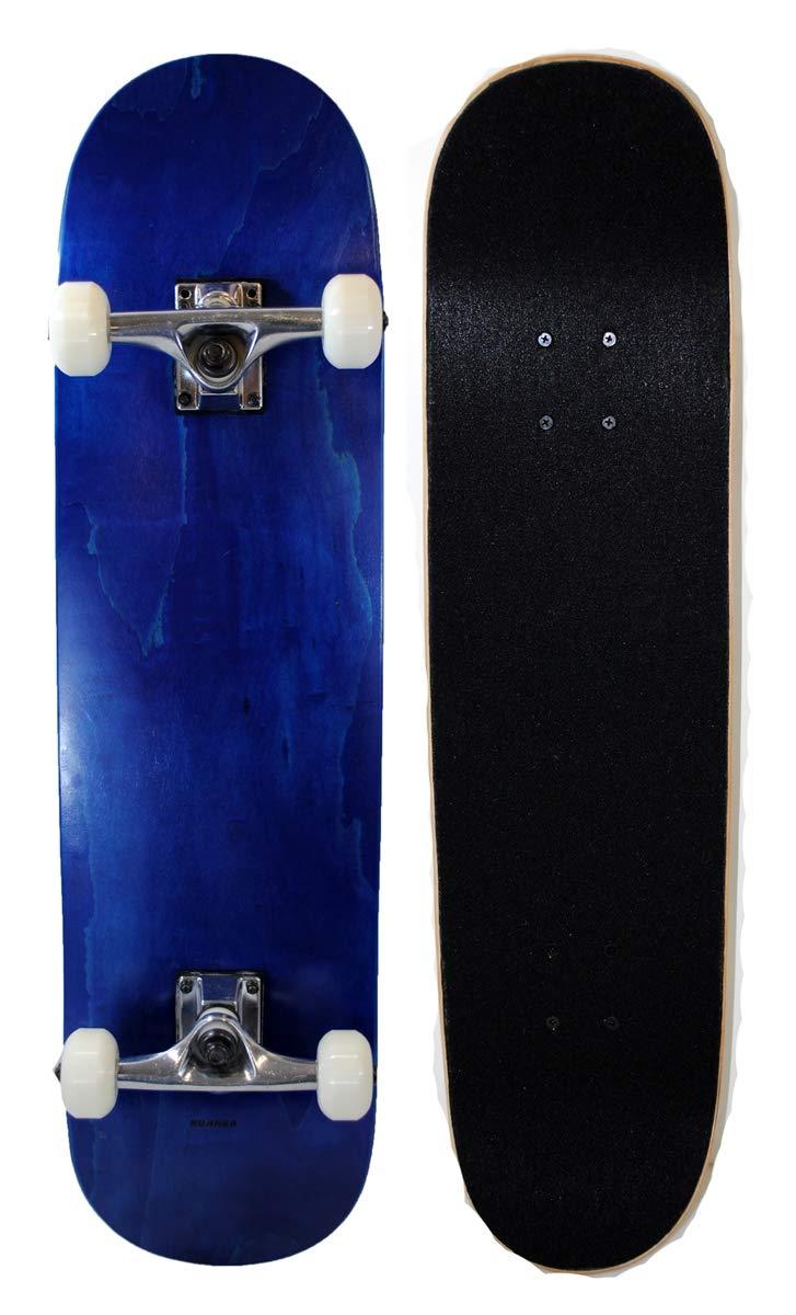 Runner Sports Complete Full Size Standard Maple Deck Skateboard