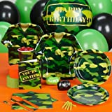 CEG Camo Gear Standard Party Pack for 8