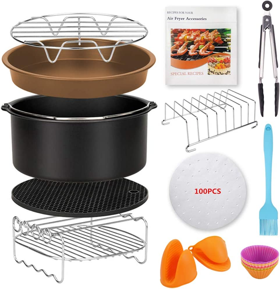 Home & Kitchen Nuwave Set of 13 Cozyna AirFryer Gowise USA Fit for ...