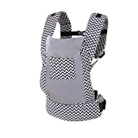 Cuby Comfortable One Size Multifunction Sling Wrap Carrier Fits to Under 33 Lbs Baby (GREY)