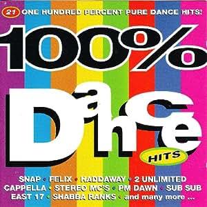 100% Dance Hits, Vol. 1