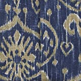 Cotton Tale Designs Sidekick Ikat Fabric, Blue