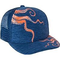 UV SKINZ UPF 50+ Boys H2O Snap Back Hat
