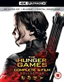 The Hunger Games Complete Collection 4K [Blu-ray] [2016]