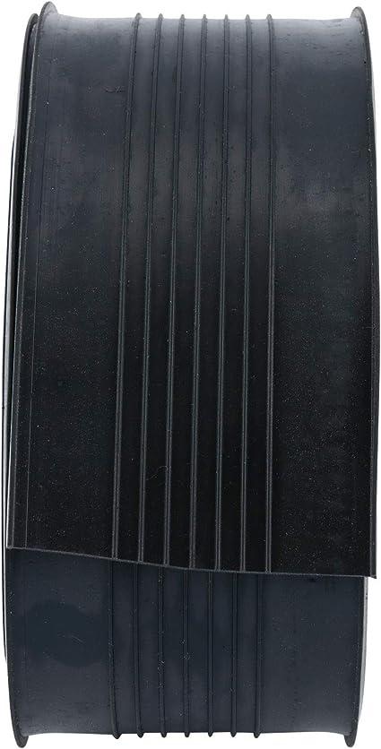 Remplacement de Joint en Caoutchouc Auto-adh/ésif Polyvalent ShenYo Bande de Joint d/étanch/éit/é de Fond de Porte de Garage Bande de Joint d/étanch/éit/é compl/ète de Fond denveloppe