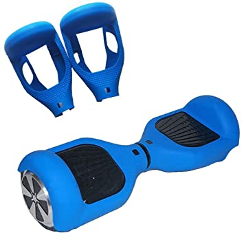 U-Sport Silicone Cover Case Scratch Protector for 6.5 Inch 2 Wheels Self Balancing Scooter Skin