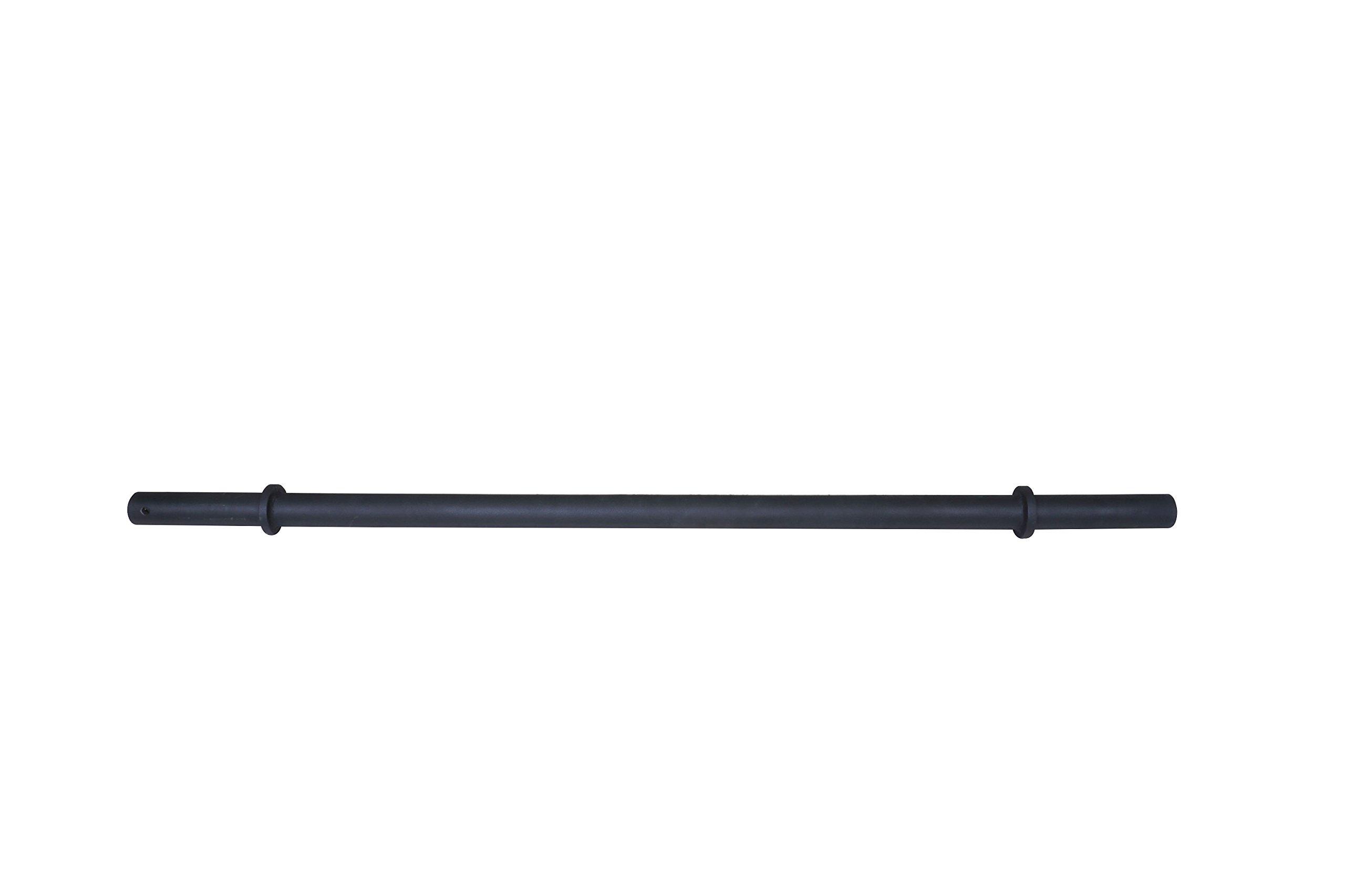 Titan 60'' Axle Barbell 21.5LB Fat Bar by Titan Fitness