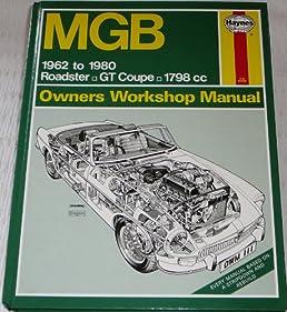 mgb service manual car owners manual u2022 rh karenhanover co