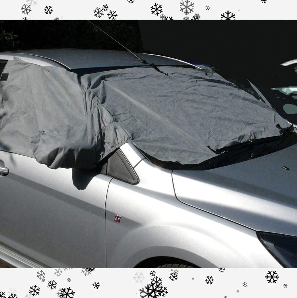 UKB4C Windscreen & Front Windows Frost Ice Protector Cover Fits Arona