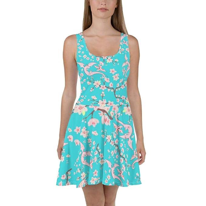 Amazon.com: Sharp Grrl marca Cherry Blossom Dancing Dragon ...
