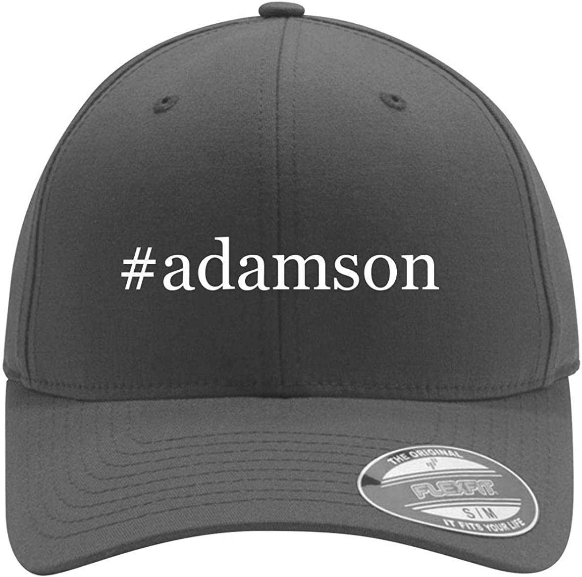 #Adamson - Adult Men'S Hashtag Flexfit Baseball Hut Cap