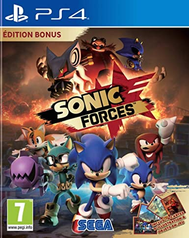 Sonic Forces - Bonus Edition - PlayStation 4 [Importación francesa ...