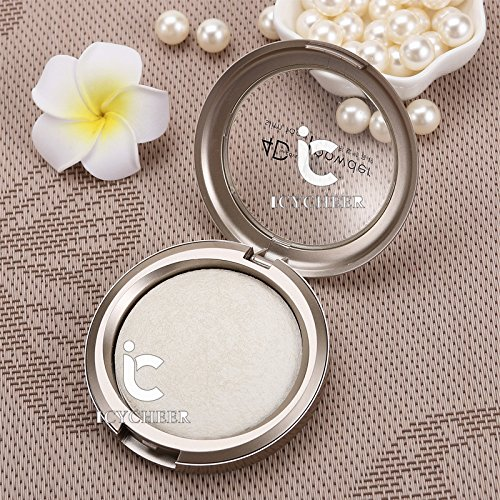 Discount White Color Bronzer Makeup Bake Shadow Highlight Powder Shade Concealer Contour supplier