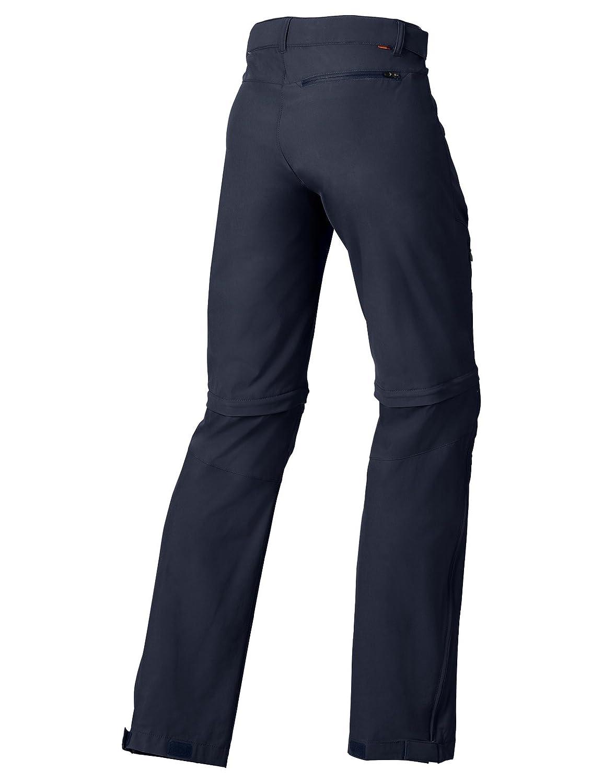 VAUDE Damen Farley Stretch Zo T-Zip Hose