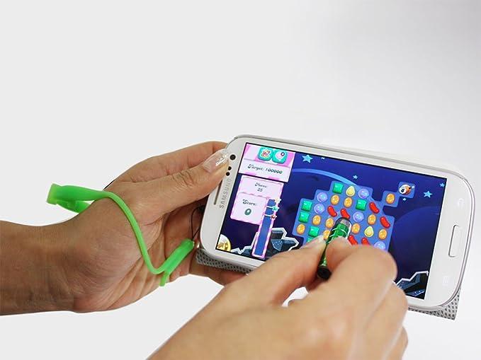 Amazon.com: cellet Ultra Sensible Stylus Wristlet para iPad ...