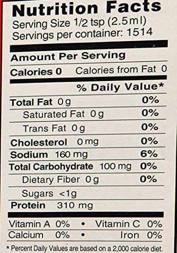 Bragg Liquid Aminos 1 Gallon by Bragg (Image #1)