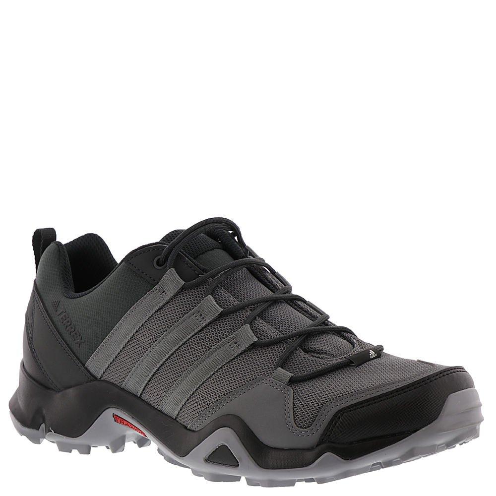 adidas outdoor Men's Terrex AX2R Carbon/Grey Four/Solar Slime 8.5 D US