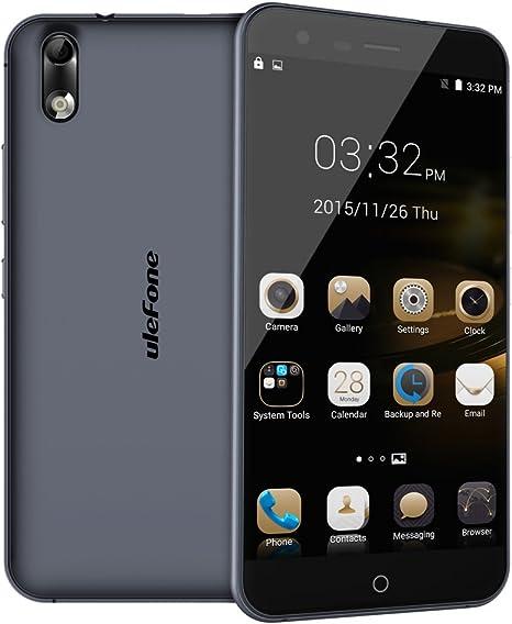 Ulefone Paris X - 4G FDD-LTE Smartphone (Android 5.1 Lollipop ...