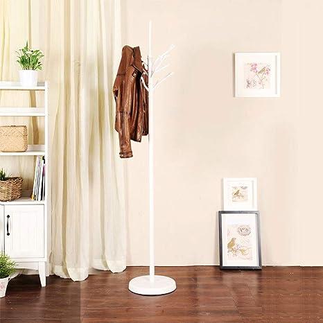 Amazon.com: Perchero simple de pie para dormitorio o casa ...