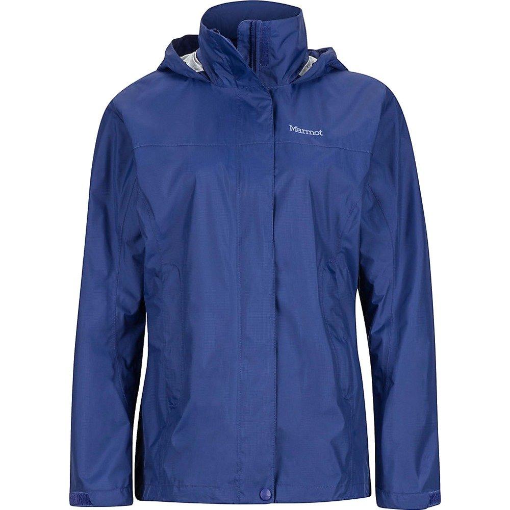 Deep Dusk Marmot Women's PreCip Jacket  Waterproof,Seam Taped, Breathable, Lightweight