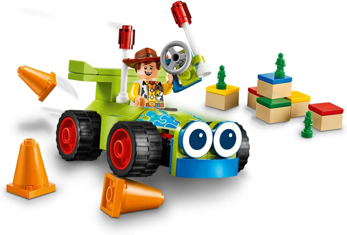 LEGO Toy Story 4 Woody & RC