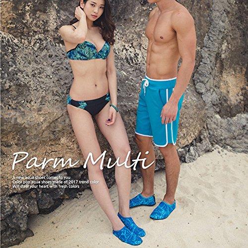 Skin Water Yoga Barefoot Surf Beach JustOneStyle blue NBERA Exercise for Flexible Aqua Prm Socks Shoes Swim 5wtxISx7q