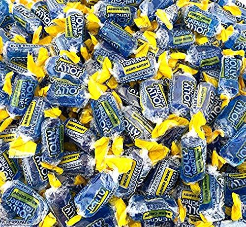 Sunny Island - Jolly Rancher Hard Candy Blue Raspberry Flavor, Cholesterol-Free Candy, 2 - Blue Rasberry