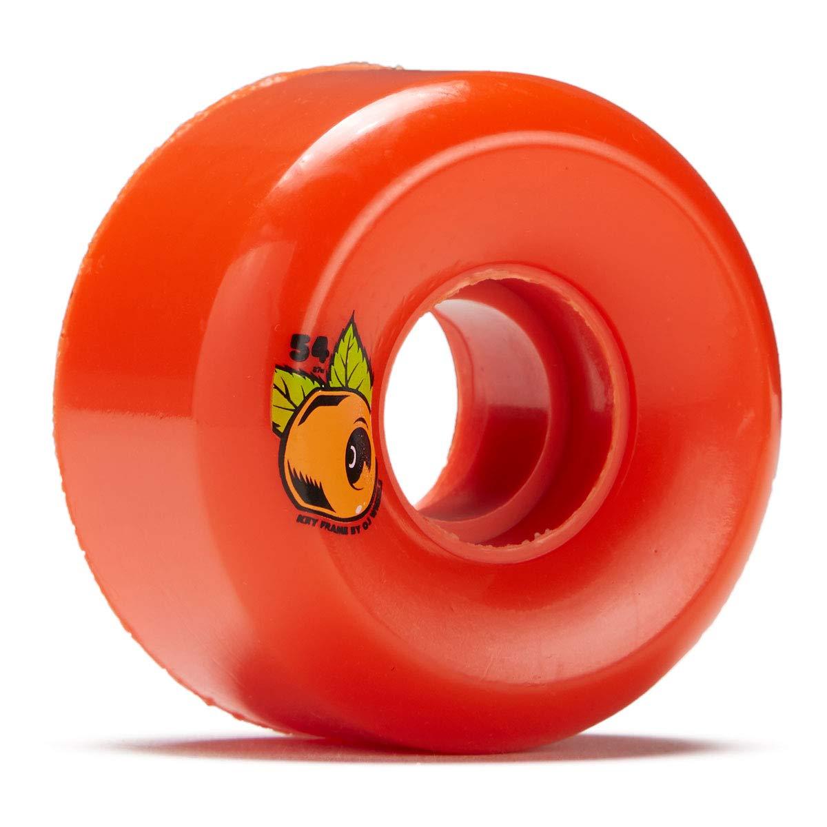 【訳あり】 OJ Keyframe 87a 54mm OJ スケートボードホイール - オレンジ オレンジ - 54mm B07KS1FJTQ, 前沢町:d8e24b82 --- mvd.ee