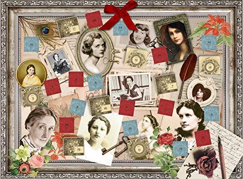 Kluge Frauen und Literatur