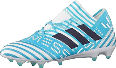 Amazon Com Adidas Nemeziz Messi 17 1 Fg Mens Football Boots Soccer Cleats Uk Soccer