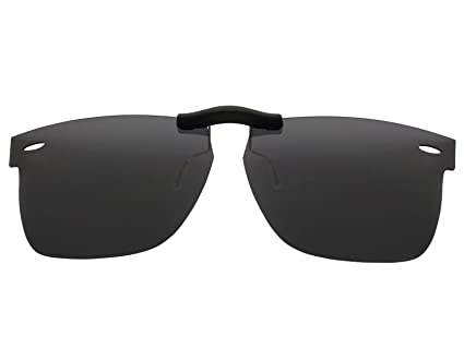 f7a536952d Image Unavailable. Image not available for. Color  Custom Fit Polarized CLIP-ON  Sunglasses For Ray-Ban ...
