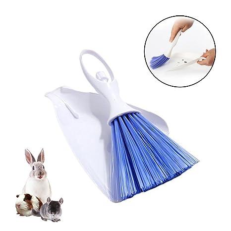 Cepillo de escoba y recogedor para mascotas, kit de limpieza de ...