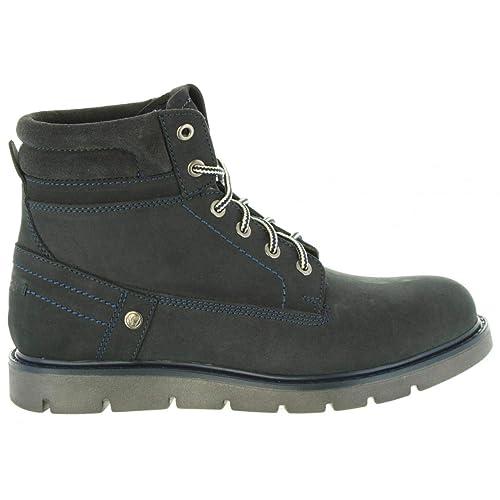 c28c24838 Wrangler Tucson WM182010 Blue Bootie Man Footwear Comfortable - Blue, 40 EU