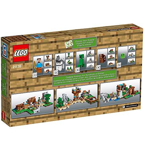61cW3w%2BwfLL - LEGO Minecraft the Crafting Box 2.0 21135 Building Kit (717 Piece)