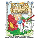 Fates Aflame Coloring Adventure: Dragons, magic, and mythical creatures from the book series