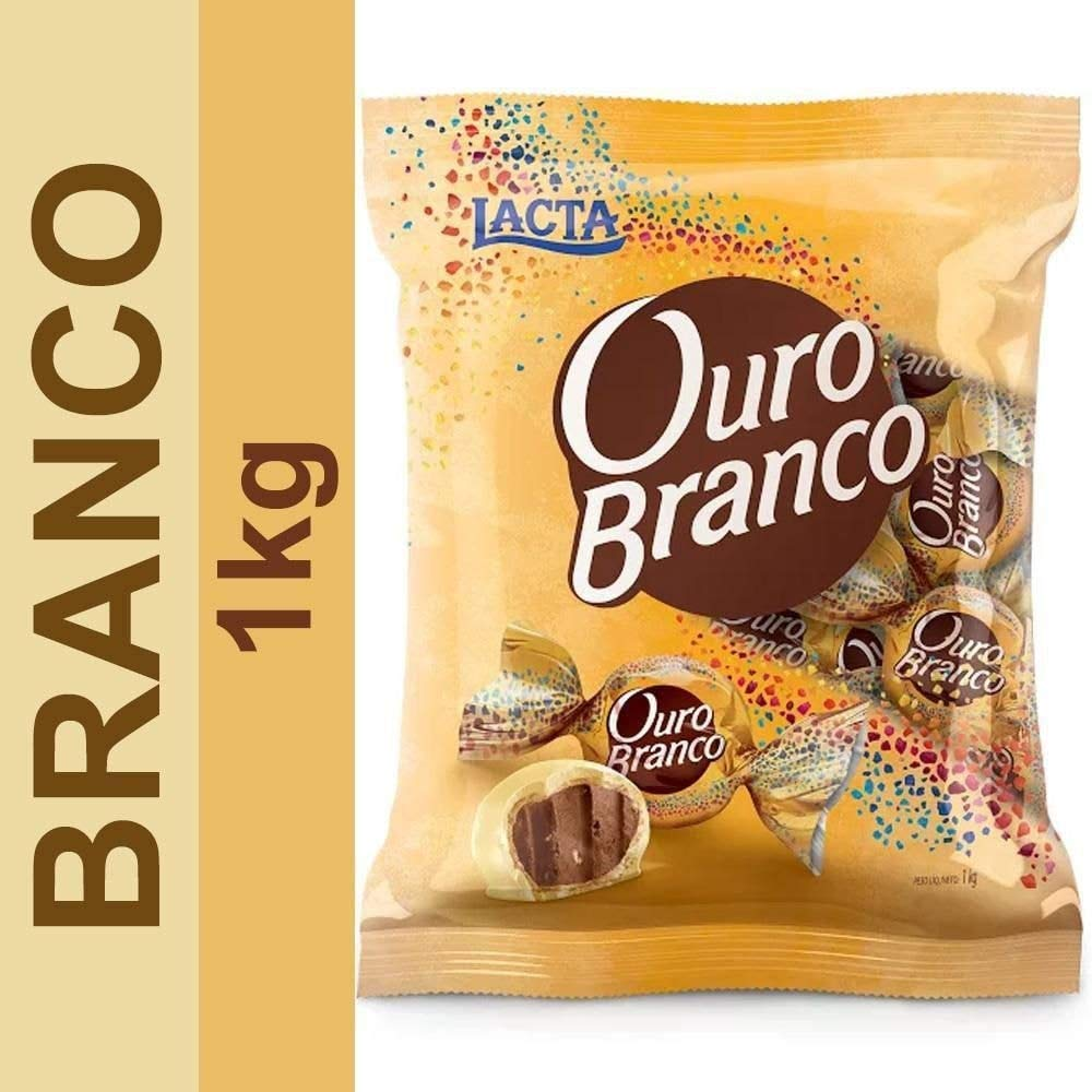 Lacta - Ouro Branco 2.2lbs Bag
