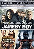 ACTION TRIPLE FEATURE VOL. 2 (JAMESY BOY /BAYTOWN OUTLAWS/ RAMPAGE)
