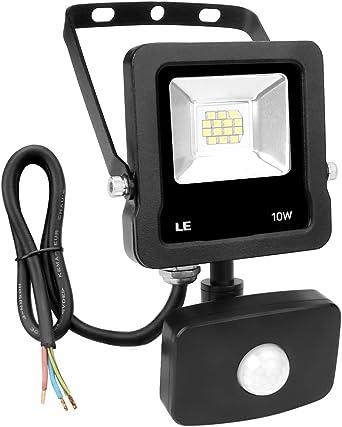 Black /& Decker 500-Lumen 5 Watt étanche Projecteur DEL Boîtier étanche