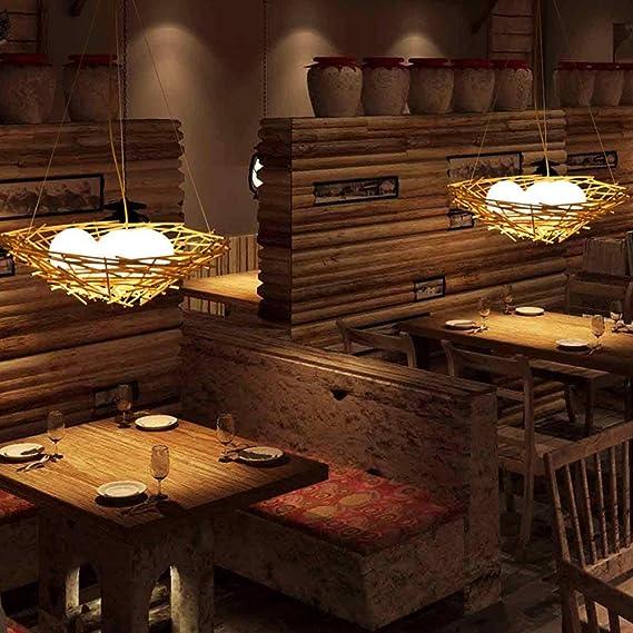 LQUIDE Moderna lámpara Colgante Malacca de Cristal Redondo ...