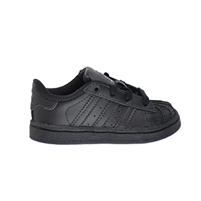 Adidas Superstar I Toddlers Shoes Core Black/Core Black/Core Black d70188 (9.5 M US)