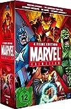 Marvel Superbox Vol. 1 (Limited Edition) (4 Disc Set) [Alemania] [DVD]