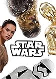 Eureka Star Wars Bulletin Board and Classroom Decorations, 9pc