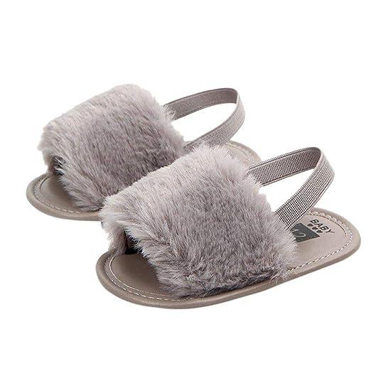 HIUGHJ Zapatos de niñas Zapatos de Verano Dulces niñas niños ...