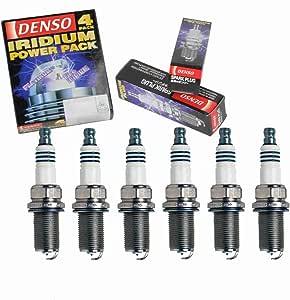 1 pc Denso Iridium Power Spark Plug for Kawasaki KX125 1986-1990 Tune Up Kit gq