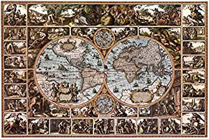 Amazon magna carta poster antique style world map poster magna carta poster antique style world map poster print 36x24 poster print 36x24 poster print 36x24 gumiabroncs Gallery