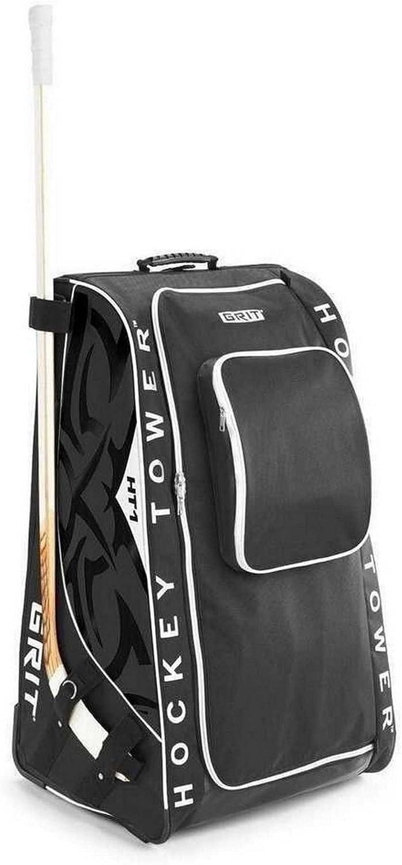 "Grit HTSE Hockey Tower 33"" Equipment Bag : Sports & Outdoors"